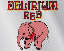 delirium-red